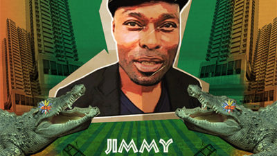 affiche Jimmy goes to Nollywood def ENG